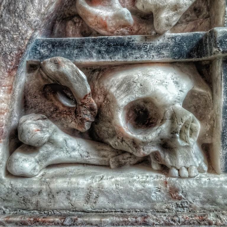 5. Thomas Marsham's memorial detail