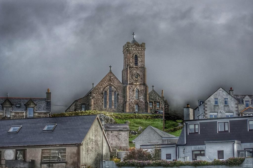 1. Our Lady, Castlebay