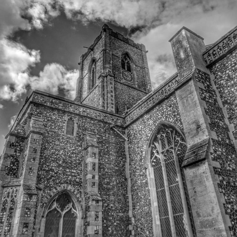 1. St Mary, Worstead