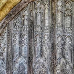 2. Door detail