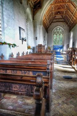 9. St Mary, Little Fransham