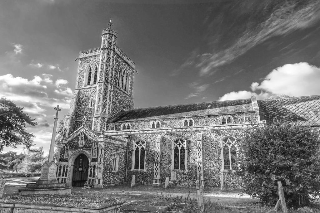 3. St Peter & St Paul, Brockdish