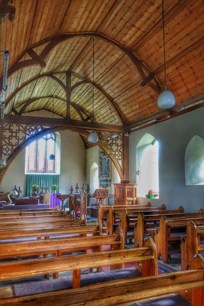 2. St Mary, Arminghall