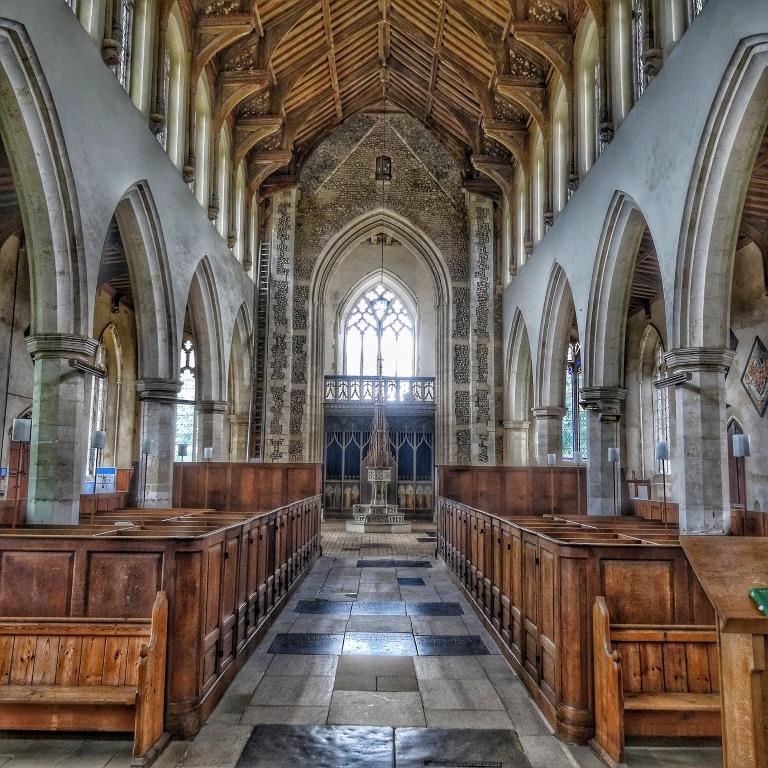 8. St Mary, Worstead