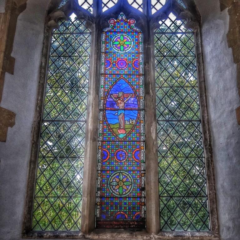 17. 1860 window