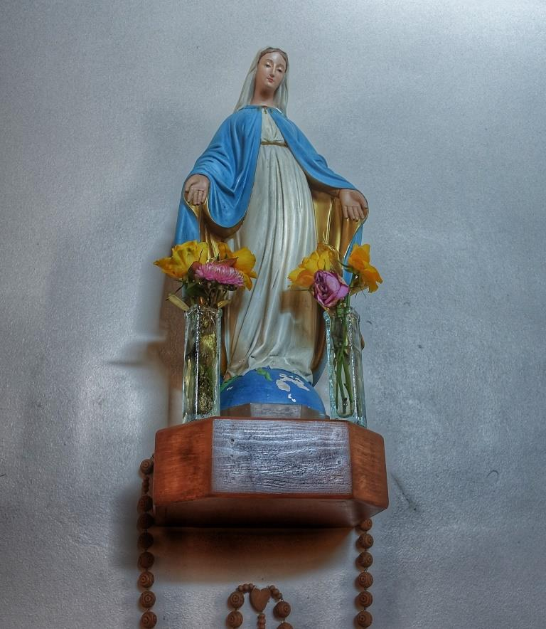 12. Our Lady of Sorrows, South Uist