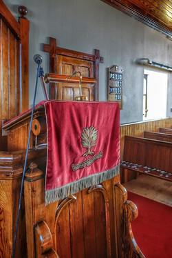 4. Kilmur Church, North Uist