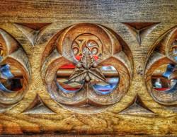 5. Bench detail
