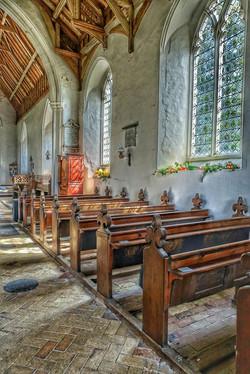 7. St Mary, Little Fransham