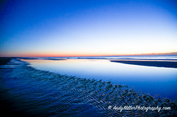 Hilton Head Island Beach at Sunrise