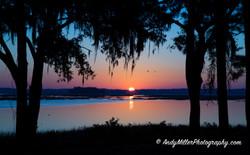 Sunrise at Palmetto Bluff