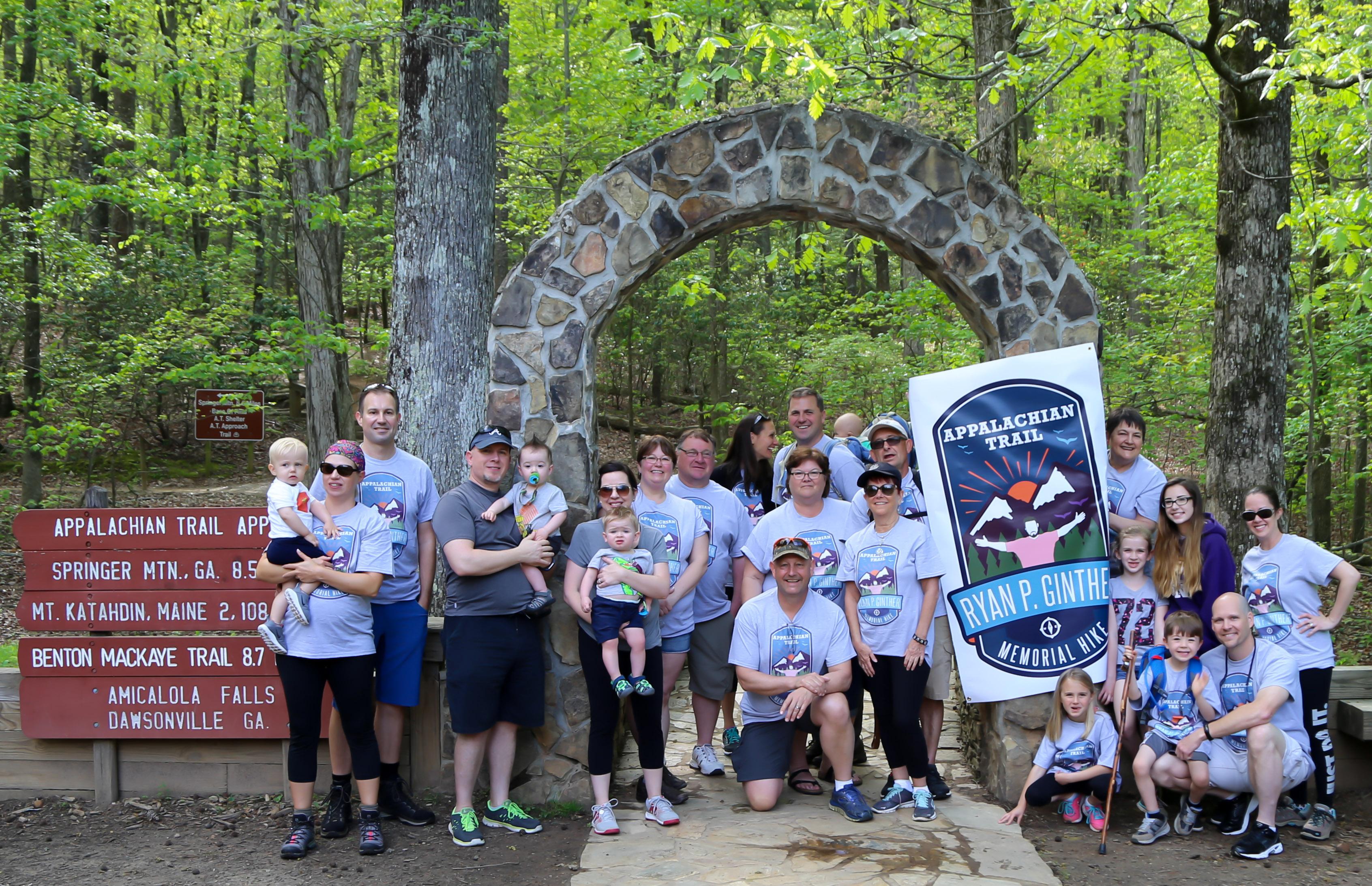Ryan P. Ginther Memorial Hike
