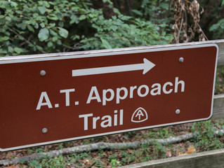 The 2,190-Mile Appalachian Trail -- And the Grueling Hike to Get There