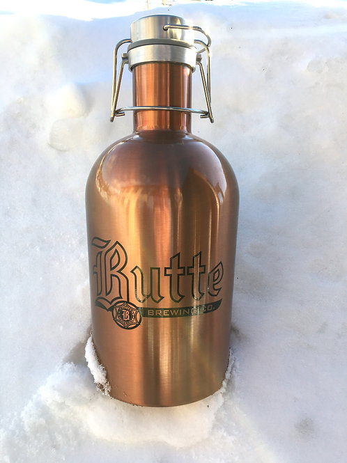 64 oz. Copper Growler