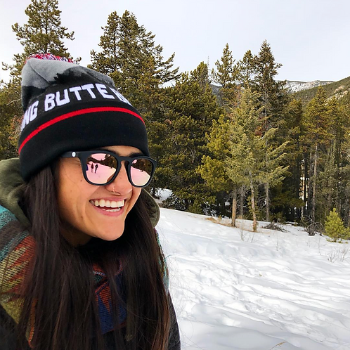 Mountain View Winter Hat