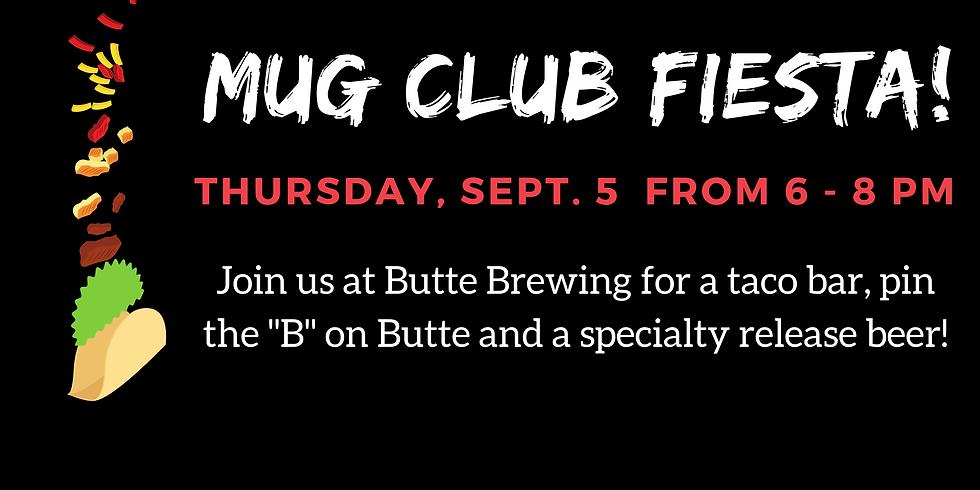 Mug Club Fiesta!