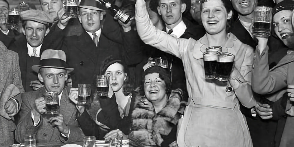 Party like it's Pre-Prohibition