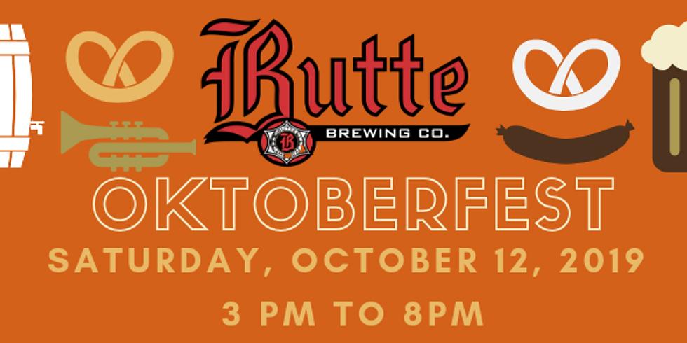 Oktoberfest at Butte Brewing Co.