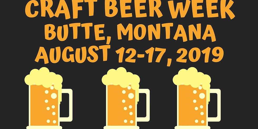 Butte's Craft Beer Week
