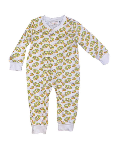 King cake coverall