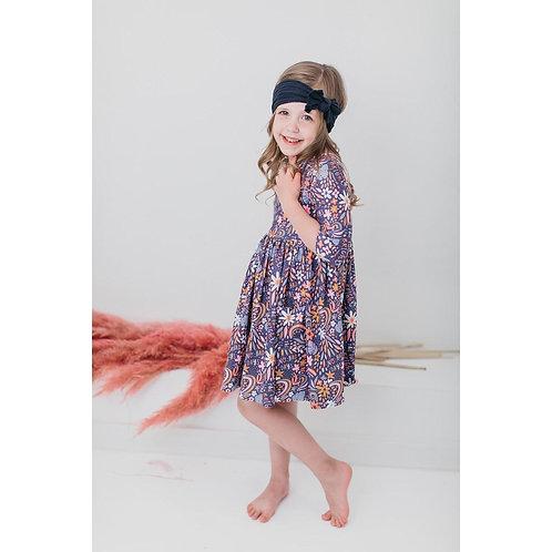 No Bad Days Pocket Twirl Dress