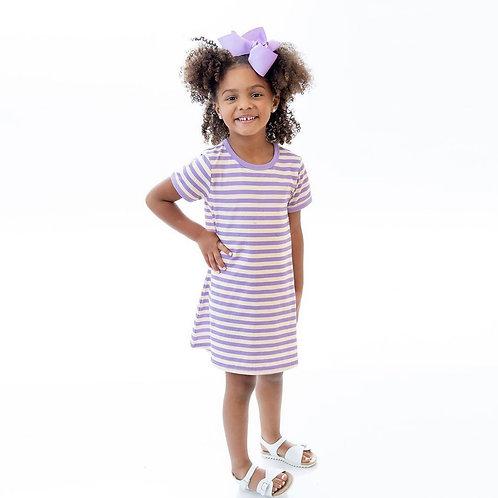 GAMEDAY Stripe Play Dress
