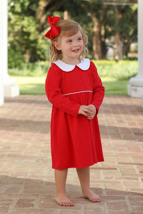 Claire Long Sleeve Dress