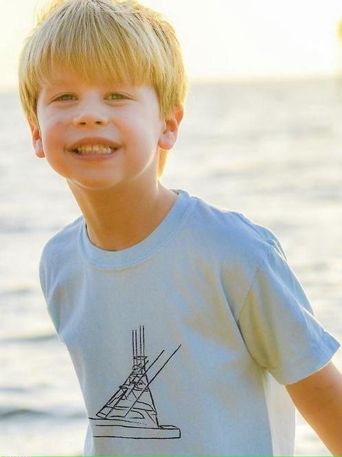 Short Sleeve Shrimp Boat T-Shirt
