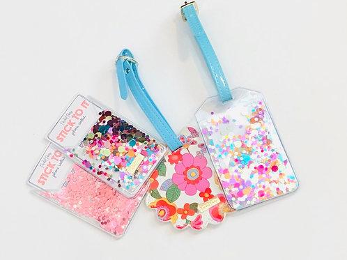Confetti Phone Card Holders