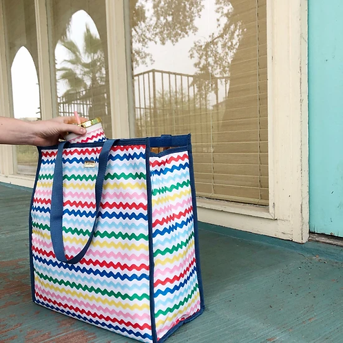 Making Waves Insulated Cooler Bag