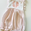 Thumbnail: Baby Bliss Olivia Pink Gingham Pima Sun Bubble