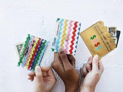 Making Waves Scalloped Card Holder
