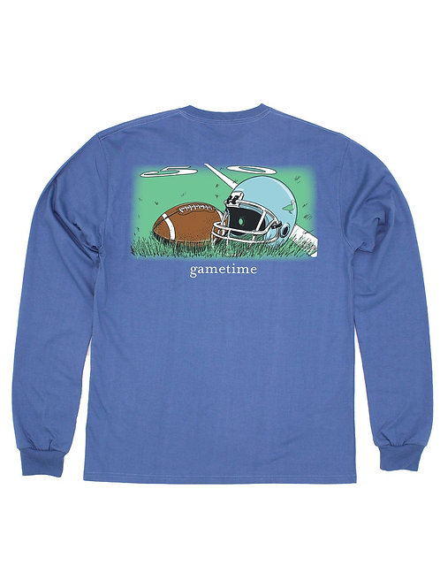 Game time Properly Tied Long Sleeve T-Shirt