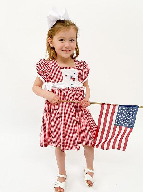 Little Patriot Dress
