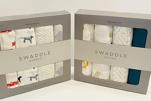 Baby Swaddles pack of 4