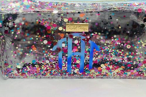 ColorPOP Confetti Vanity Bag
