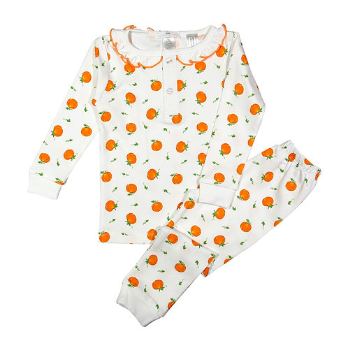 Pumpkin Patch Girls 2 Piece Nightwear