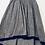 Thumbnail: Navy and Chambray High Low Girls Dress