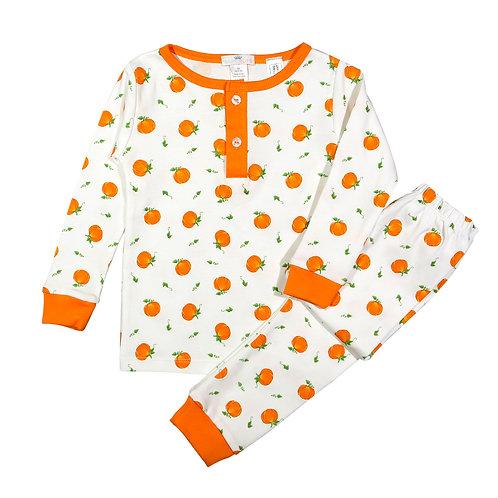 Pumpkin Patch Boys 2 Piece PJ Set
