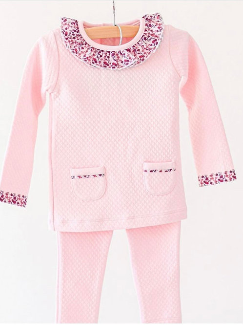 Hadley Quilted 2 Piece Set