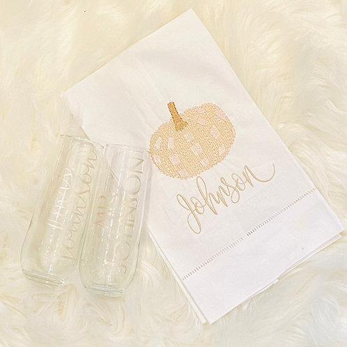 Stemless Champagne Flute (1)