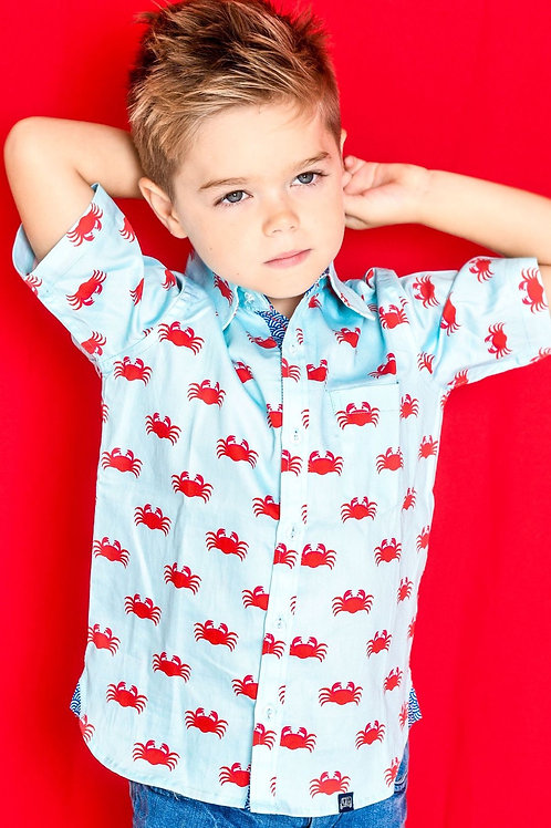 Chilli Crab Shirt