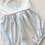 Thumbnail: Baby Bliss Peter Blue Gingham Pima Sun Bubble