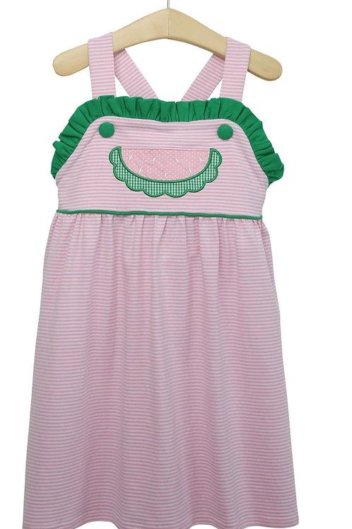 Watermelon Girl Dress