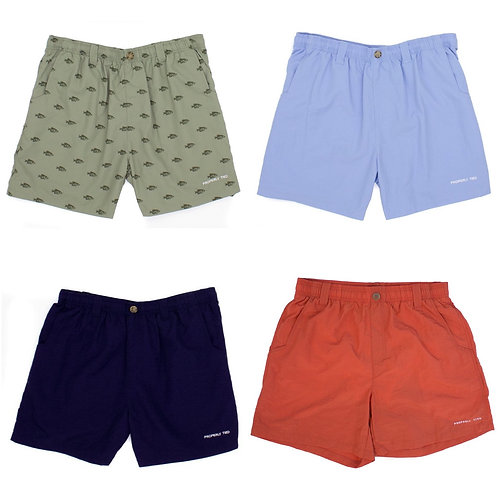 Properly Tied Boys Mallard Shorts