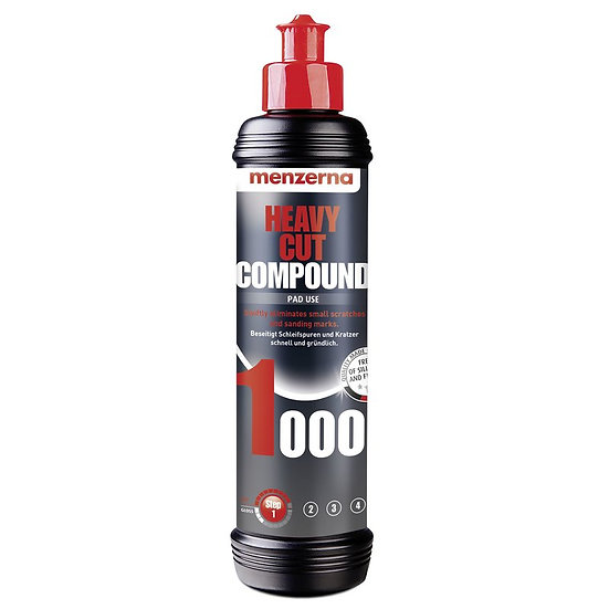 Heavy Cut Compound 1000