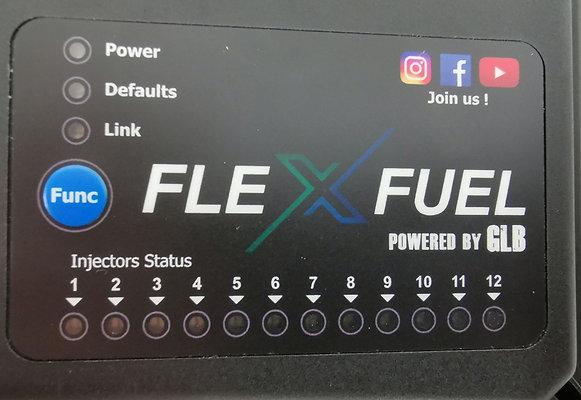 Pré commande boîtier GLB Flexfuel