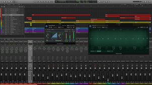 Logic Pro X and MainStage updated today