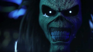 "Iron Maiden releases a new single ""Speed of Light"""