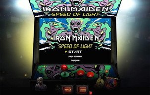 """Play as Eddie in the new """"Speed of Light - The Game"""""""